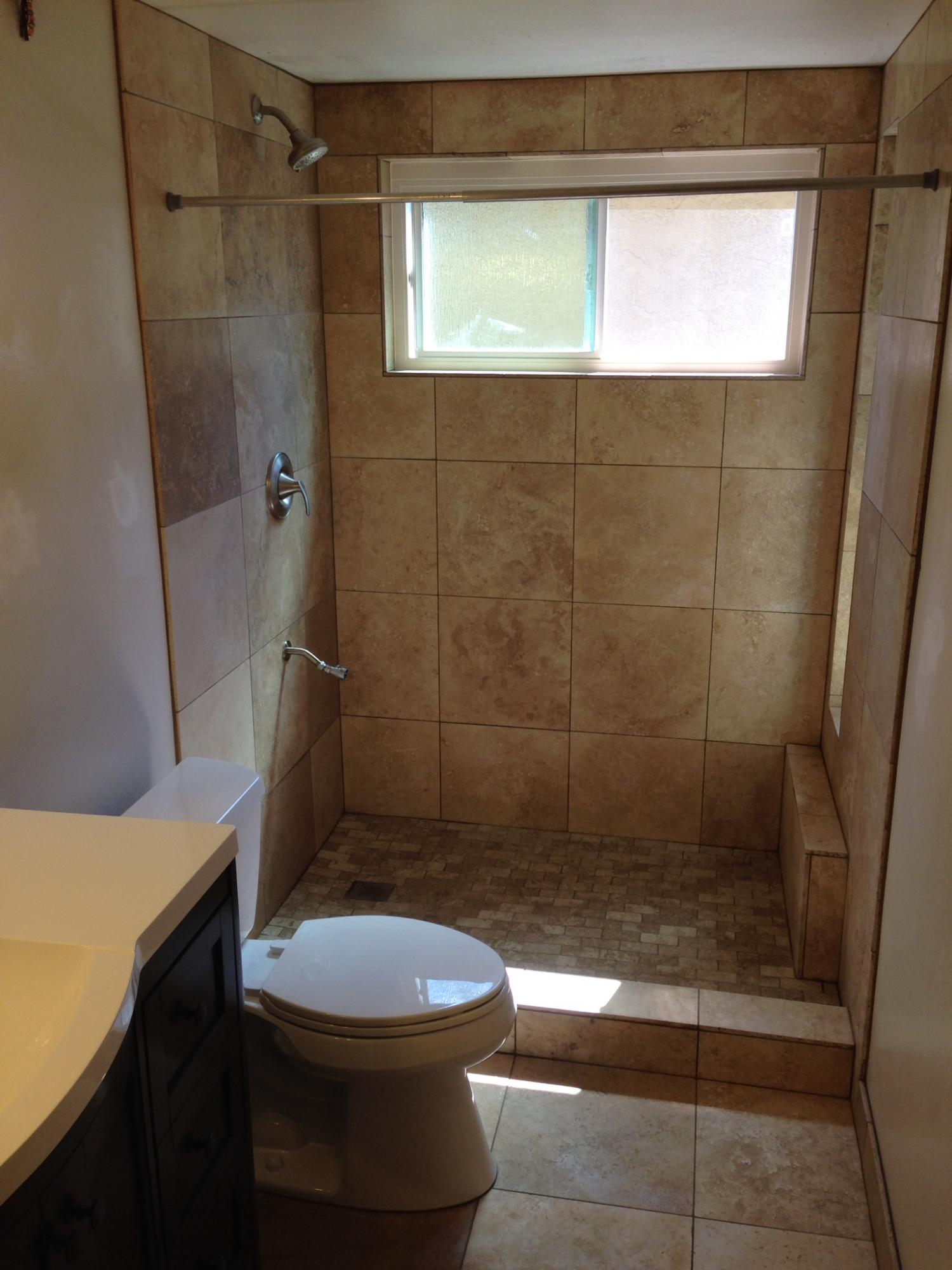 Portfolio Ruden Construction - Bathroom remodel oceanside ca